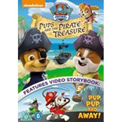 Paw Patrol: Pups And The Pirate Treasure [DVD] [2015]
